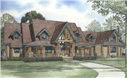 View house Plan#153-1476