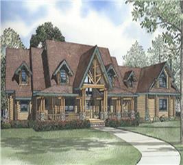 House Plan #153-1476