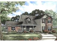 Main image for house plan # 3352
