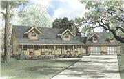 View house Plan#153-1480