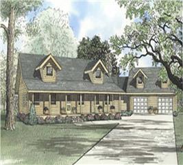 House Plan #153-1480
