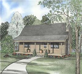 House Plan #153-1482