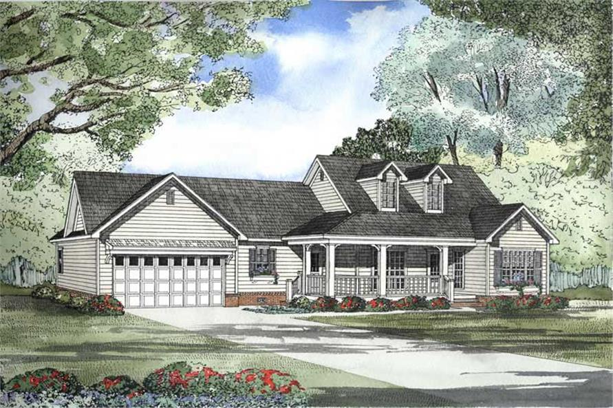 Small Cape Cod House Plans