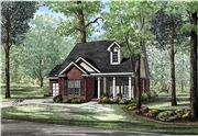 View house Plan#153-1492