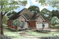 Main image for house plan # 3357