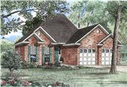 View house Plan#153-1501