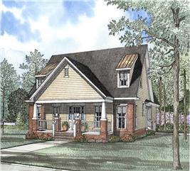 House Plan #153-1503