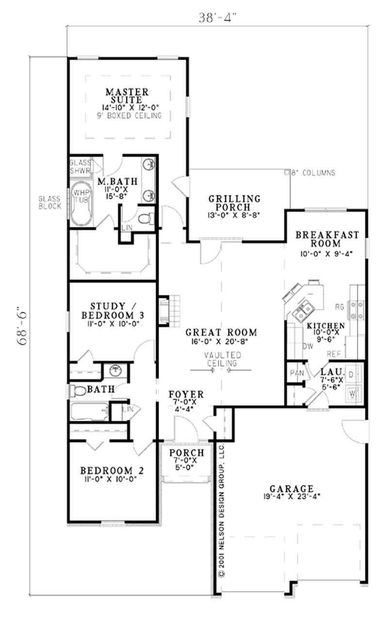 Small french georgian european house plans home for Floor plan in french