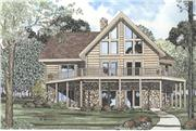 View house Plan#153-1505