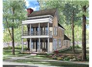 Main image for house plan # 3328