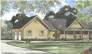 View house Plan#153-1518