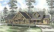View house Plan#153-1525