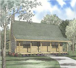 House Plan #153-1526