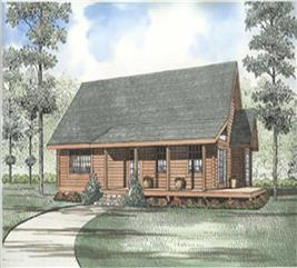 House Plan #153-1531