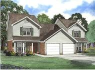 Main image for house plan # 3960