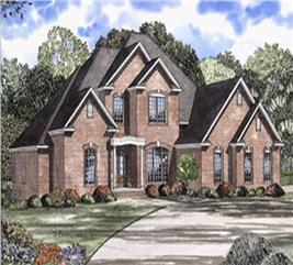 House Plan #153-1543