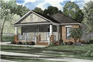 Main image for house plan # 4060