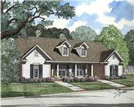 Main image for house plan # 3962