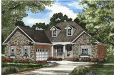 Main image for house plan # 3788