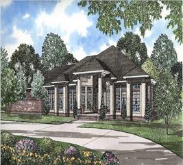 House Plan #153-1567