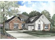 Main image for house plan # 3368