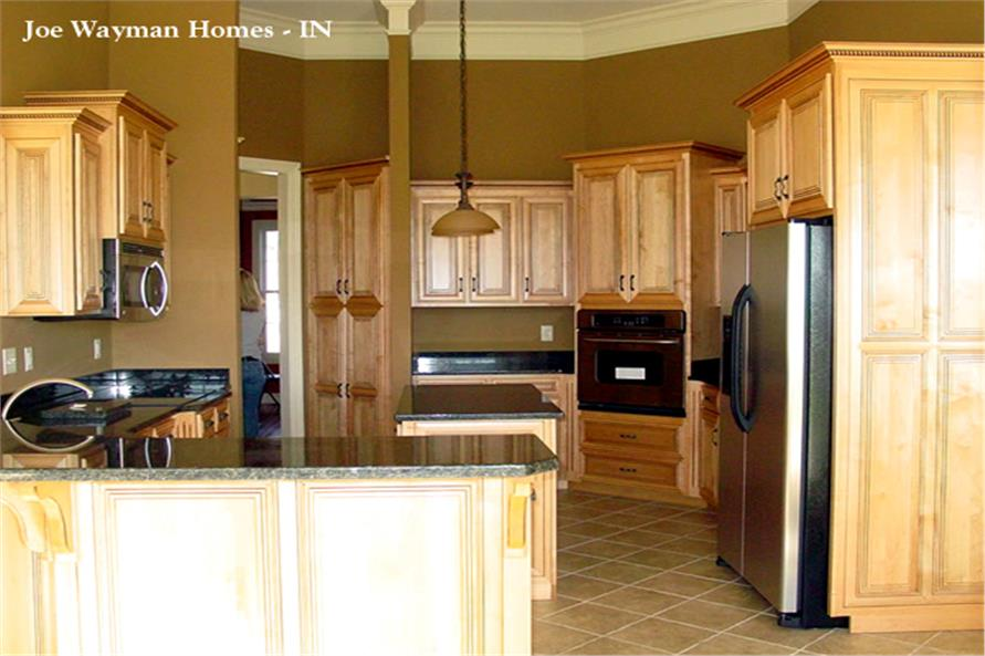 Kitchen of this 4-Bedroom,2951 Sq Ft Plan -2951