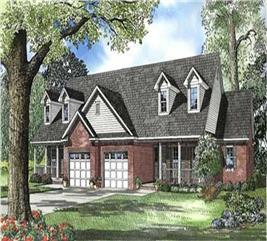 House Plan #153-1576