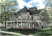 View house Plan#153-1577
