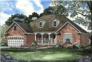 View house Plan#153-1582