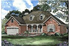 Main image for house plan # 3824
