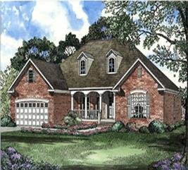 House Plan #153-1582