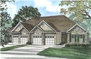 View house Plan#153-1585