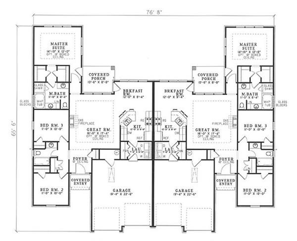 153-1587: Floor Plan Main Level