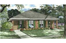 Main image for house plan # 3819