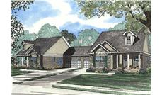 Main image for house plan # 3948