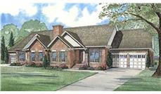 Main image for house plan # 3971