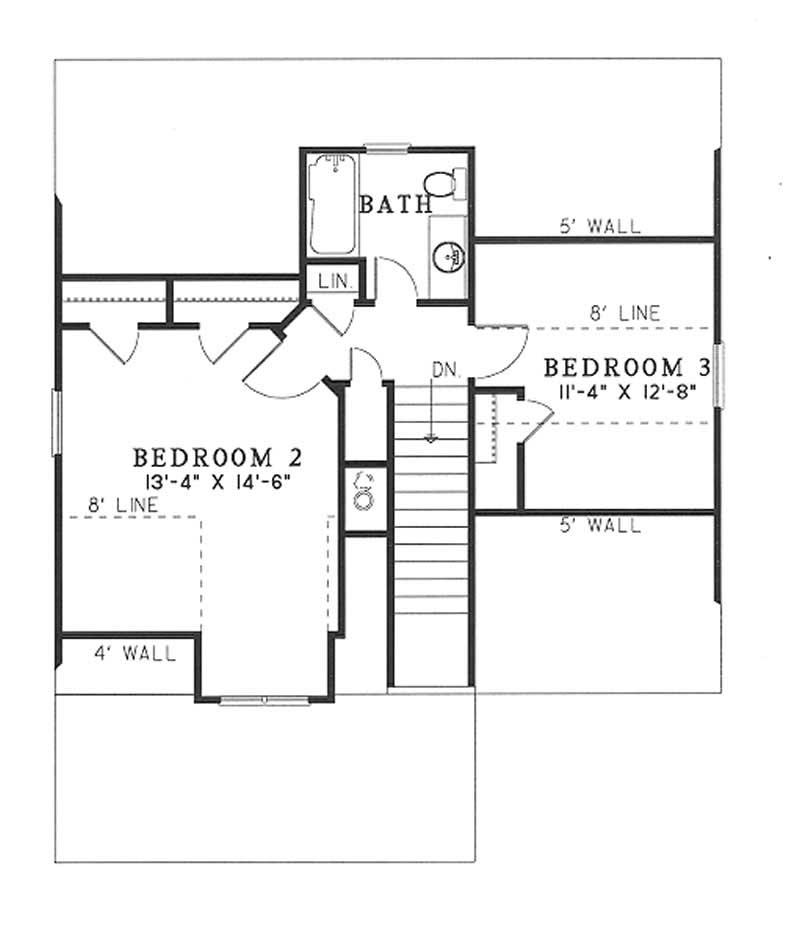 Vacation Homes Country House Plans Home Design 153