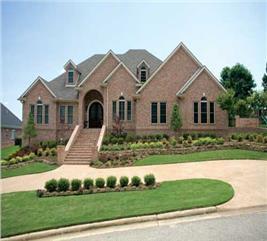 House Plan #153-1602