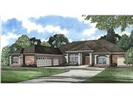 Main image for house plan # 4006