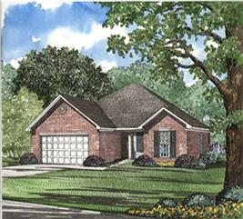 House Plan #153-1608