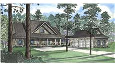 Main image for house plan # 3981