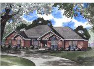 Main image for house plan # 3908