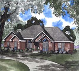 House Plan #153-1611