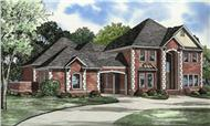 Main image for house plan # 4076