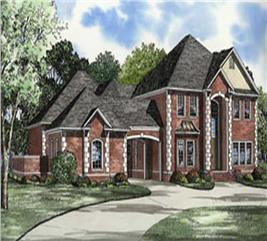 House Plan #153-1612