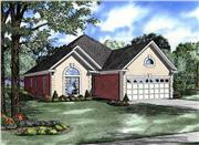 View house Plan#153-1614