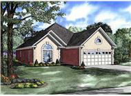 Main image for house plan # 3291