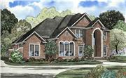 View house Plan#153-1618