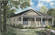 Main image for house plan # 7785