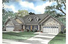 Main image for house plan # 3926